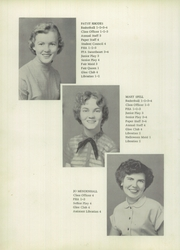 Page 10, 1955 Edition, Cale High School - Cougar Yearbook (Cale, AR) online yearbook collection