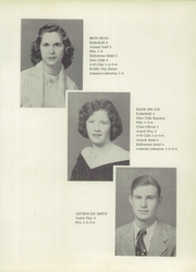 Page 11, 1955 Edition, Cale High School - Cougar Yearbook (Cale, AR) online yearbook collection
