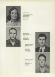 Page 15, 1955 Edition, Cale High School - Cougar Yearbook (Cale, AR) online yearbook collection