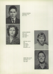 Page 16, 1955 Edition, Cale High School - Cougar Yearbook (Cale, AR) online yearbook collection