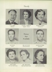 Page 7, 1955 Edition, Cale High School - Cougar Yearbook (Cale, AR) online yearbook collection