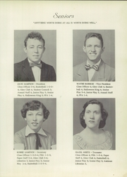 Page 9, 1955 Edition, Cale High School - Cougar Yearbook (Cale, AR) online yearbook collection