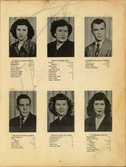 Page 13, 1949 Edition, Norman High School - Eagle Yearbook (Norman, AR) online yearbook collection
