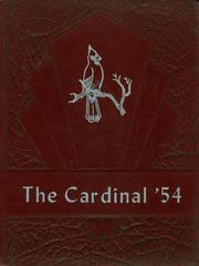 1954 Edition, Norman High School - Eagle Yearbook (Norman, AR)