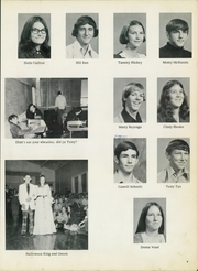 Page 13, 1974 Edition, Laneburg High School - Hornet Yearbook (Laneburg, AR) online yearbook collection