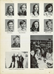 Page 16, 1974 Edition, Laneburg High School - Hornet Yearbook (Laneburg, AR) online yearbook collection