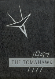 Page 1, 1957 Edition, Village High School - Tomahawk Yearbook (Village, AR) online yearbook collection