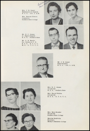 Page 15, 1957 Edition, Village High School - Tomahawk Yearbook (Village, AR) online yearbook collection