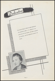 Page 11, 1958 Edition, Village High School - Tomahawk Yearbook (Village, AR) online yearbook collection