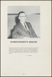 Page 15, 1958 Edition, Village High School - Tomahawk Yearbook (Village, AR) online yearbook collection