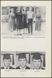Page 21, 1958 Edition, Village High School - Tomahawk Yearbook (Village, AR) online yearbook collection