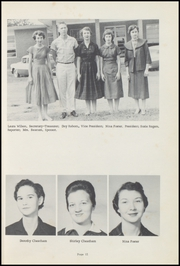 Page 29, 1958 Edition, Village High School - Tomahawk Yearbook (Village, AR) online yearbook collection