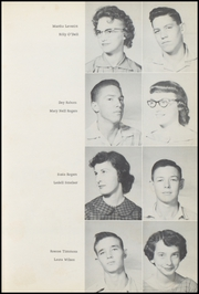 Page 31, 1958 Edition, Village High School - Tomahawk Yearbook (Village, AR) online yearbook collection