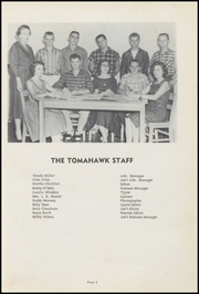 Page 9, 1958 Edition, Village High School - Tomahawk Yearbook (Village, AR) online yearbook collection