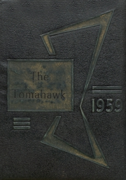 Page 1, 1959 Edition, Village High School - Tomahawk Yearbook (Village, AR) online yearbook collection