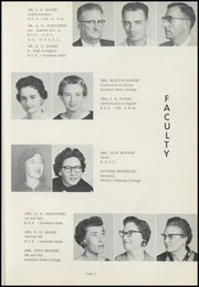 Page 17, 1959 Edition, Village High School - Tomahawk Yearbook (Village, AR) online yearbook collection