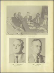 Page 11, 1950 Edition, North Heights High School - Bear Yearbook (Texarkana, AR) online yearbook collection