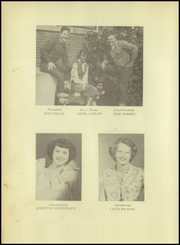 Page 14, 1950 Edition, North Heights High School - Bear Yearbook (Texarkana, AR) online yearbook collection