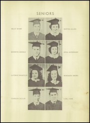 Page 15, 1950 Edition, North Heights High School - Bear Yearbook (Texarkana, AR) online yearbook collection