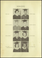 Page 16, 1950 Edition, North Heights High School - Bear Yearbook (Texarkana, AR) online yearbook collection