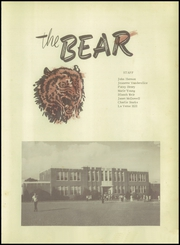 Page 7, 1950 Edition, North Heights High School - Bear Yearbook (Texarkana, AR) online yearbook collection