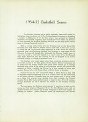 Subiaco Academy - PAX Yearbook (Subiaco, AR) online yearbook collection, 1955 Edition, Page 59