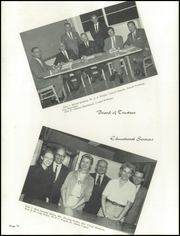Page 14, 1959 Edition, Warren High School - El Oroso Yearbook (Downey, CA) online yearbook collection