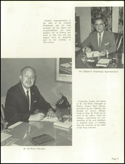 Page 15, 1959 Edition, Warren High School - El Oroso Yearbook (Downey, CA) online yearbook collection