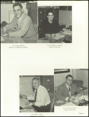 Page 17, 1959 Edition, Warren High School - El Oroso Yearbook (Downey, CA) online yearbook collection