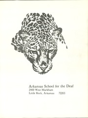 Page 3, 1978 Edition, Arkansas School For The Deaf - Leopards Yearbook (Little Rock, AR) online yearbook collection