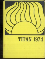 1974 Edition, Arkansas School for the Blind - Titan Yearbook (Little Rock, AR)