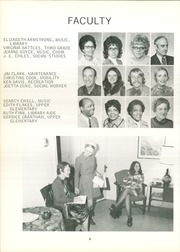 Page 12, 1974 Edition, Arkansas School for the Blind - Titan Yearbook (Little Rock, AR) online yearbook collection