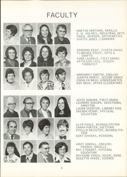 Page 13, 1974 Edition, Arkansas School for the Blind - Titan Yearbook (Little Rock, AR) online yearbook collection