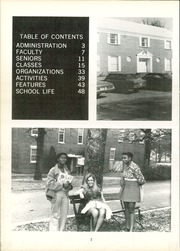 Page 6, 1974 Edition, Arkansas School for the Blind - Titan Yearbook (Little Rock, AR) online yearbook collection