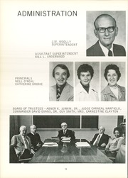 Page 8, 1974 Edition, Arkansas School for the Blind - Titan Yearbook (Little Rock, AR) online yearbook collection