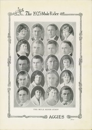 Page 13, 1925 Edition, Southern Arkansas University - Mulerider Yearbook (Magnolia, AR) online yearbook collection