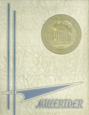 1965 Edition, Southern Arkansas University - Mulerider Yearbook (Magnolia, AR)