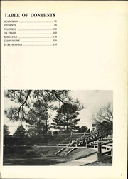 Page 9, 1968 Edition, Southern Arkansas University - Mulerider Yearbook (Magnolia, AR) online yearbook collection