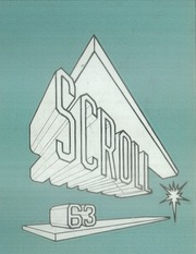 University of Central Arkansas - Scroll Yearbook (Conway, AR) online yearbook collection, 1963 Edition, Page 1