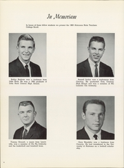 Page 10, 1963 Edition, University of Central Arkansas - Scroll Yearbook (Conway, AR) online yearbook collection