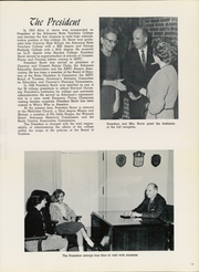 Page 17, 1963 Edition, University of Central Arkansas - Scroll Yearbook (Conway, AR) online yearbook collection