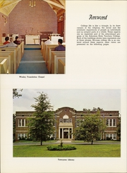 Page 6, 1963 Edition, University of Central Arkansas - Scroll Yearbook (Conway, AR) online yearbook collection