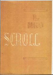 University of Central Arkansas - Scroll Yearbook (Conway, AR) online yearbook collection, 1964 Edition, Page 1