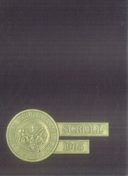 Page 1, 1965 Edition, University of Central Arkansas - Scroll Yearbook (Conway, AR) online yearbook collection