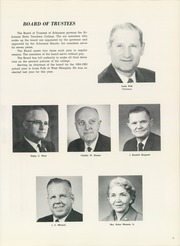 Page 13, 1965 Edition, University of Central Arkansas - Scroll Yearbook (Conway, AR) online yearbook collection