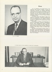 Page 16, 1965 Edition, University of Central Arkansas - Scroll Yearbook (Conway, AR) online yearbook collection