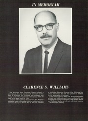 Page 8, 1965 Edition, University of Central Arkansas - Scroll Yearbook (Conway, AR) online yearbook collection