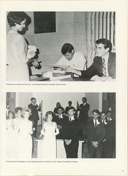 Page 13, 1967 Edition, University of Central Arkansas - Scroll Yearbook (Conway, AR) online yearbook collection