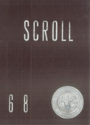 University of Central Arkansas - Scroll Yearbook (Conway, AR) online yearbook collection, 1968 Edition, Page 1