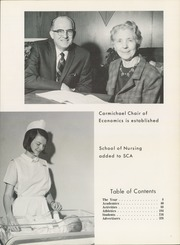 Page 11, 1968 Edition, University of Central Arkansas - Scroll Yearbook (Conway, AR) online yearbook collection